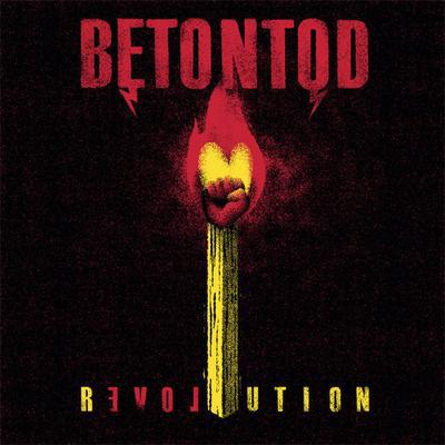 BETONTOD, revolution cover