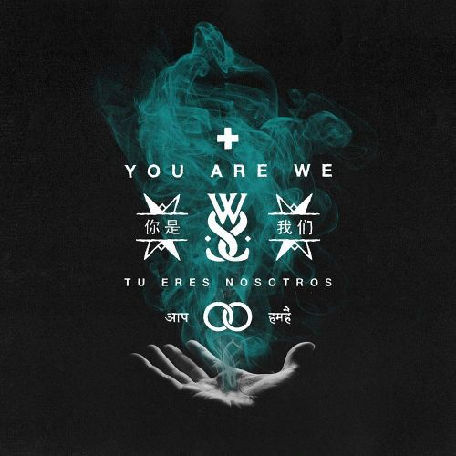 WHILE SHE SLEEPS, you are we cover