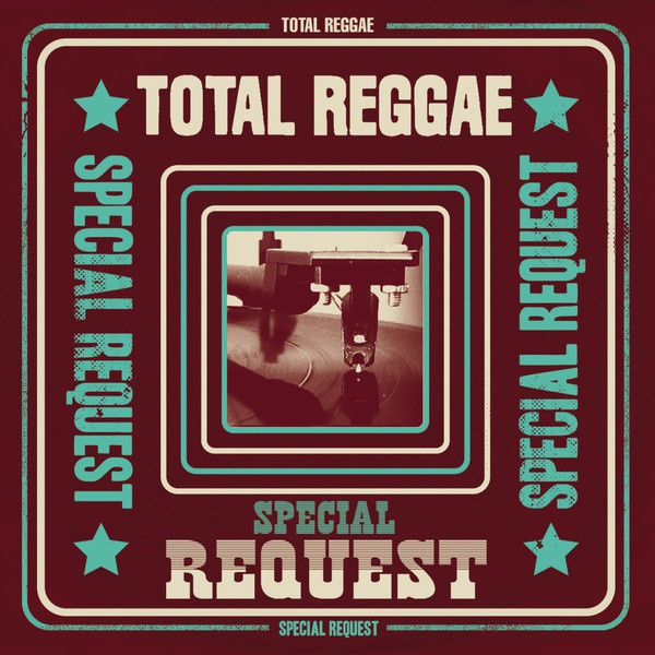 Cover V/A, total reggae - special request