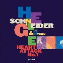 Cover HELGE SCHNEIDER & PETE YORK, heart attack no. 1