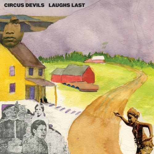 Cover CIRCUS DEVILS, laughs last