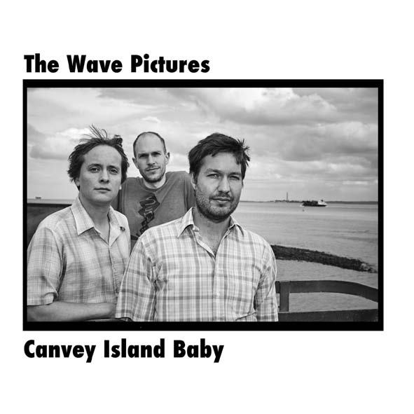 Cover WAVE PICTURES, canvey island baby
