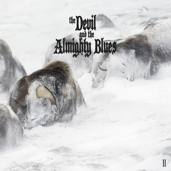 THE DEVIL AND THE ALMIGHTY BLUES, II cover