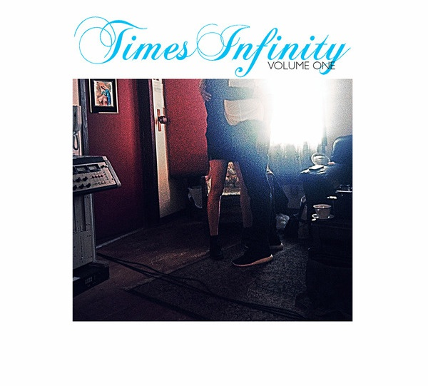 DEARS, times infinity volume one cover