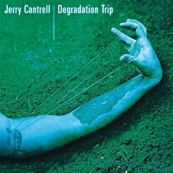 JERRY CANTRELL, degradation trip cover