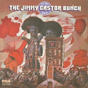JIMMY CASTOR BUNCH, its just begun cover