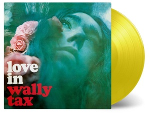 WALLY TAX, love in cover