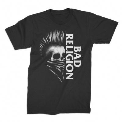 BAD RELIGION, bandit (boy) black cover