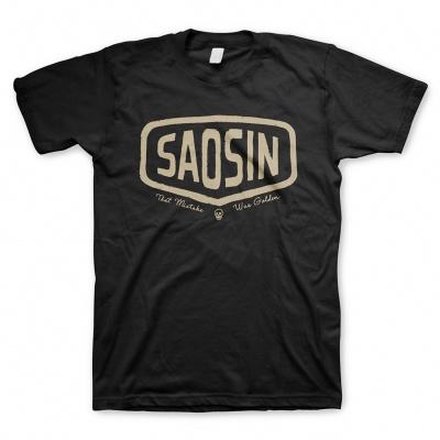 SAOSIN, gas station (boy) black cover