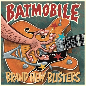 Cover BATMOBILE, brand new blisters