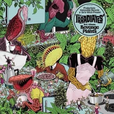 IRRADIATES, revenge of the plants cover