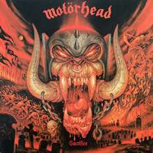 Cover MOTÖRHEAD, sacrifice