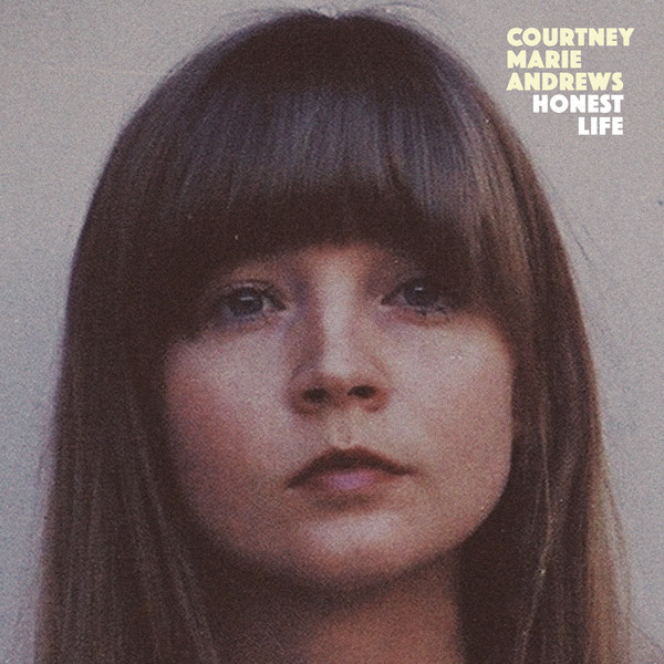Cover COURTNEY MARIE ANDREWS, honest life