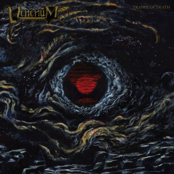 VENENUM, trance of death cover