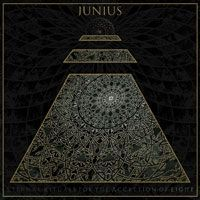 JUNIUS, eternal rituals for the accretion of light cover