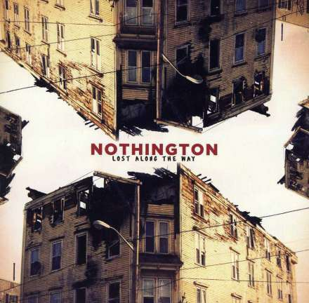 NOTHINGTON, lost along the way cover