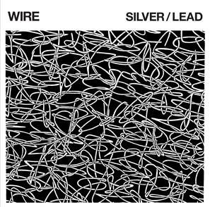 Cover WIRE, silver/lead