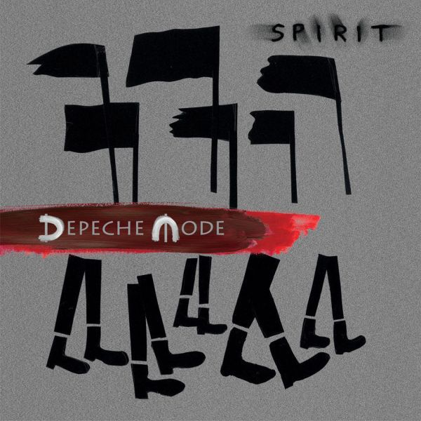 Cover DEPECHE MODE, spirit