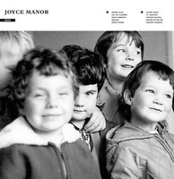 Cover JOYCE MANOR, s/t