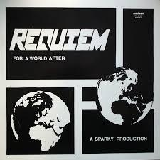 Cover REQUIEM, music for a world after