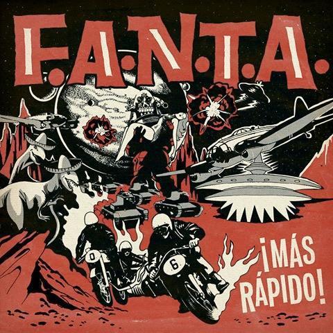 F.A.N.T.A., mas rapido cover