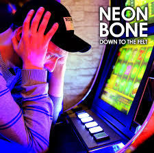 Cover NEON BONE, down to the felt