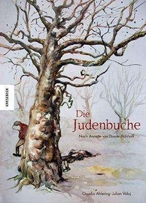 CLAUDIA AHLERING/JULIAN VOLOJ/A.V.DROSTE-HÜLSHOFF, die judenbuche cover