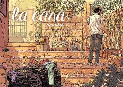 PACO ROCA, la casa cover
