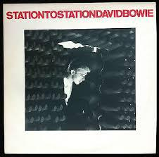 Cover DAVID BOWIE, station to station (remastered 2016)