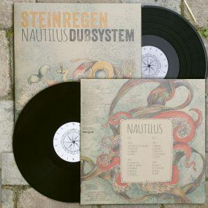STEINREGEN, nautilus cover