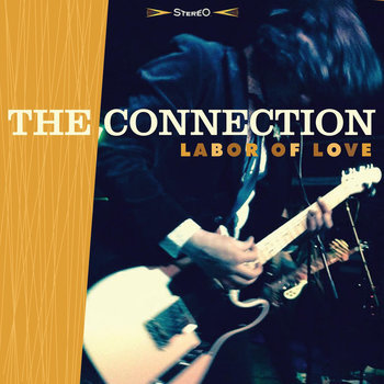 Cover THE CONNECTION, labor of love