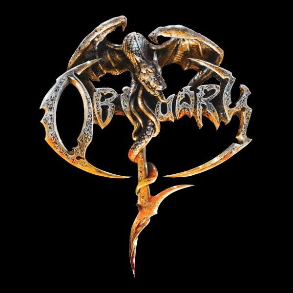 Cover OBITUARY, s/t