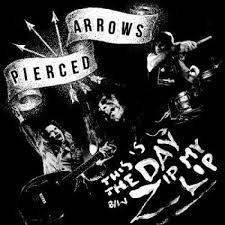 Cover PIERCED ARROWS, this is the day