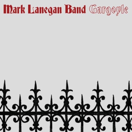 Cover MARK LANEGAN BAND, gargoyle