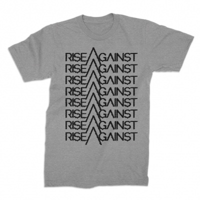 Cover RISE AGAINST, future (boy) heather grey
