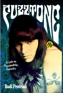 Cover FUZZTONES, a life at psychedelic velocity