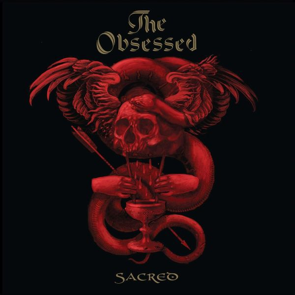 THE OBSESSED, sacred cover
