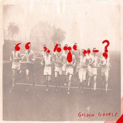 Cover GOLDEN GRRRLS, s/t