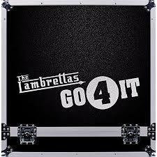 LAMBRETTAS, go 4 it cover
