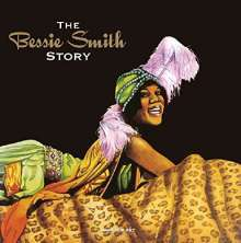 BESSIE SMITH, bessie smith story cover