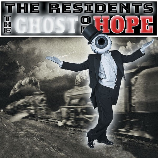 Cover RESIDENTS, ghost of hope
