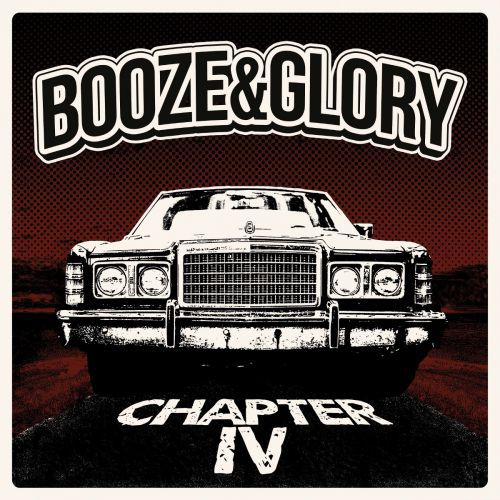 Cover BOOZE & GLORY, chapter IV