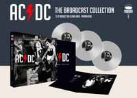 Cover AC/DC, broadcast collection