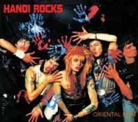 HANOI ROCKS, oriental beat cover