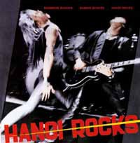 HANOI ROCKS, bangkok shocks, saigon shakes cover