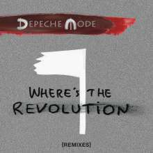 DEPECHE MODE, where´s the revolution cover