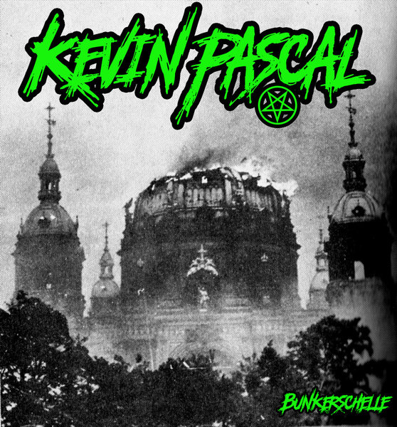 Cover KEVIN PASCAL, bunkerschelle