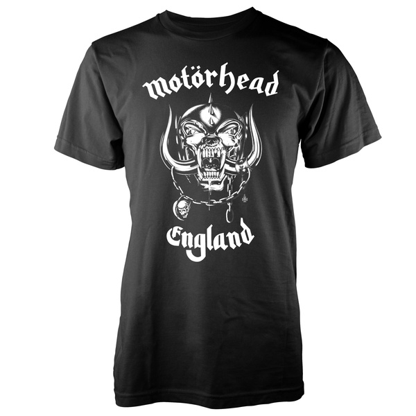 Cover MOTÖRHEAD, england (boy) black