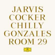 CHILLY GONZALES/JARVIS COCKER, room 29 cover