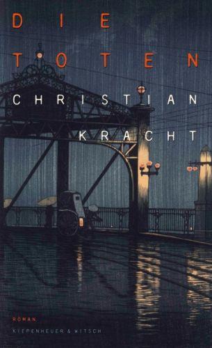 CHRISTIAN KRACHT, die toten cover